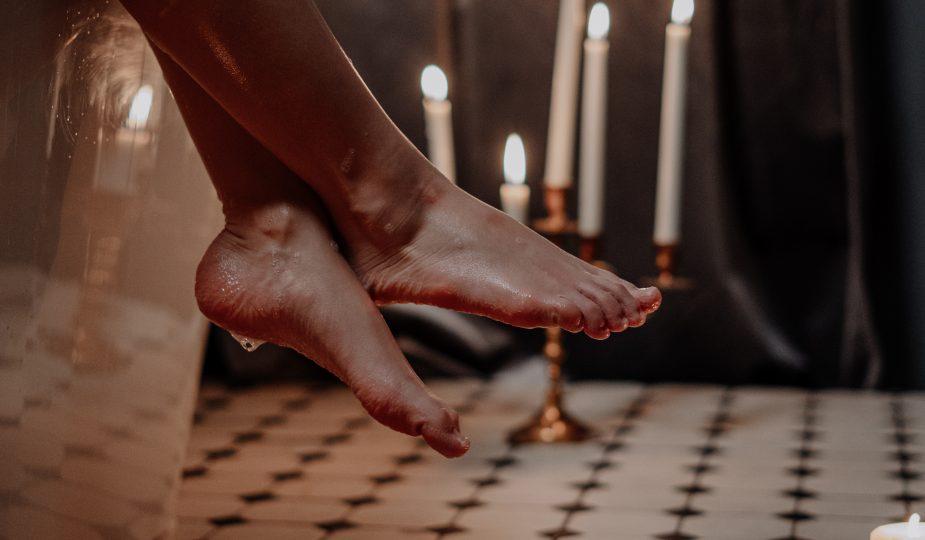 fétichiste des pieds